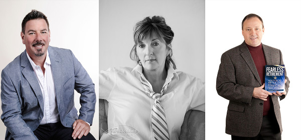 Peterborough Ontario Business Photography Headshots.